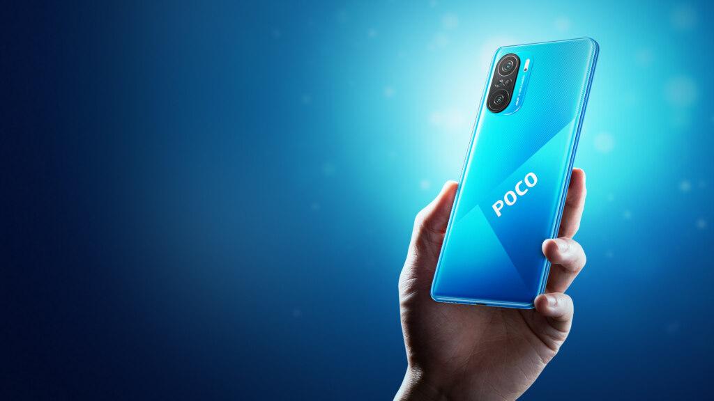 POCO F3 - мощный процессор, емкая батарея, синхронные динамики, камеры и AMOLED-экран